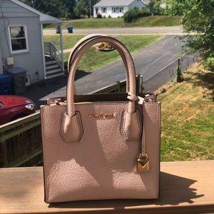 Light pink MK Mercer bag